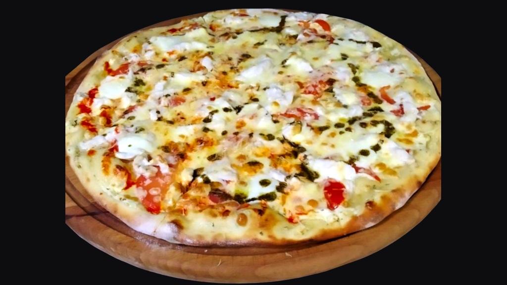 Пицца БигЧикен (острая по желанию)